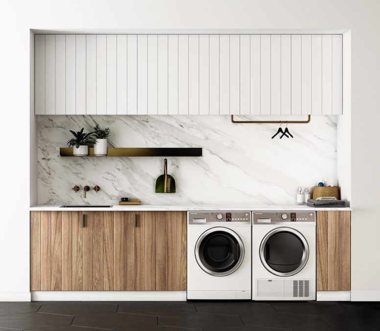 Design The Stylish Laundry Byron Beach Abodes