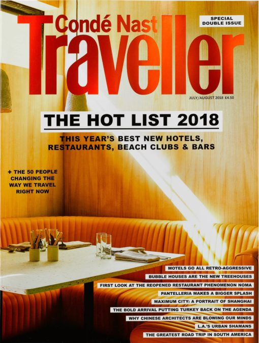 104cc44df3 IN THE MEDIA: The Bower Byron Bay / Conde Nast Traveller Hot List 2018