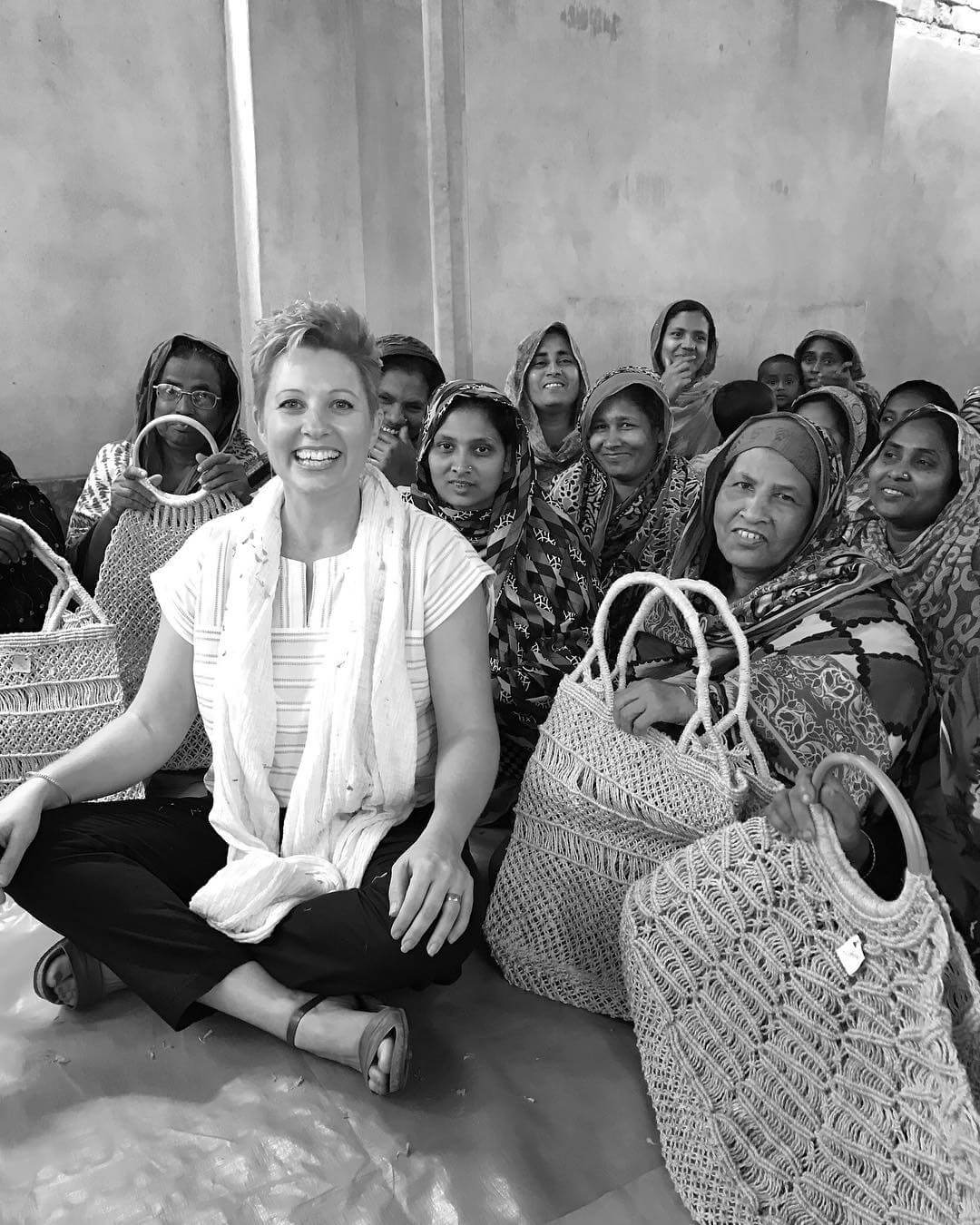 The Dharma Door Story - the importance of fair trade